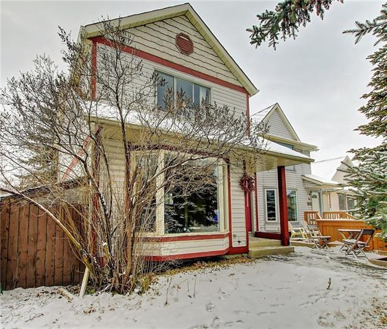 79 Queen Anne CL Se in Queensland Calgary MLS® #C4215607