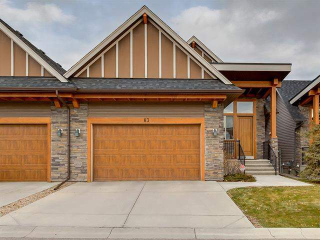 83 Cortina VI Sw, Calgary  Springbankhill/Slopes homes for sale