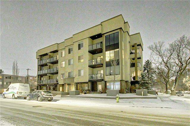 #304 488 7 AV Ne, Calgary Renfrew real estate, Apartment Regal Terrace homes for sale