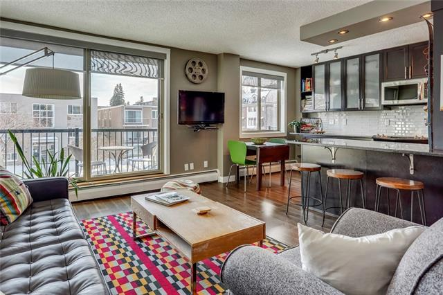 #306 1727 10a ST Sw, Calgary Lower Mount Royal real estate, Apartment Lower Mount Royal homes for sale