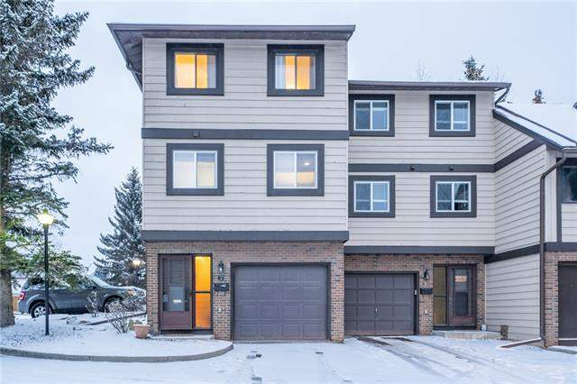 #7 8533 Silver Springs RD Nw, Calgary, Silver Springs real estate, Attached Silver Springs homes for sale