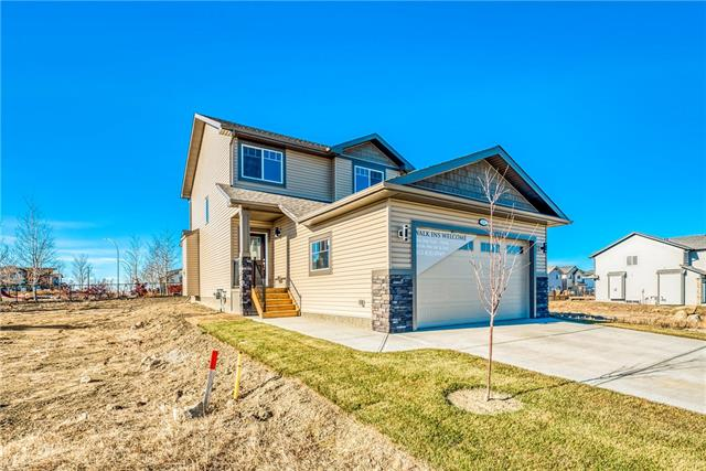 156 Wildrose Cr, Strathmore, Wildflower real estate, Detached Wildflower homes for sale