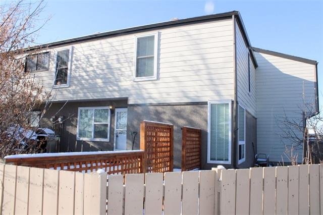 #72 1845 Lysander CR Se, Calgary Ogden real estate, Attached Lynnwood homes for sale