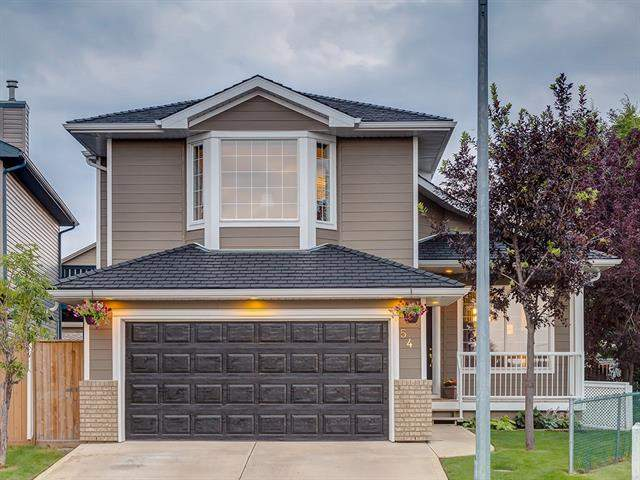 54 Thorndale CL Se in Thorburn Airdrie MLS® #C4215681