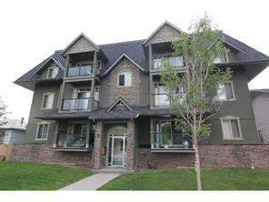 #103 2012 1 ST Nw, Calgary Tuxedo Park real estate, Apartment Balmoral homes for sale