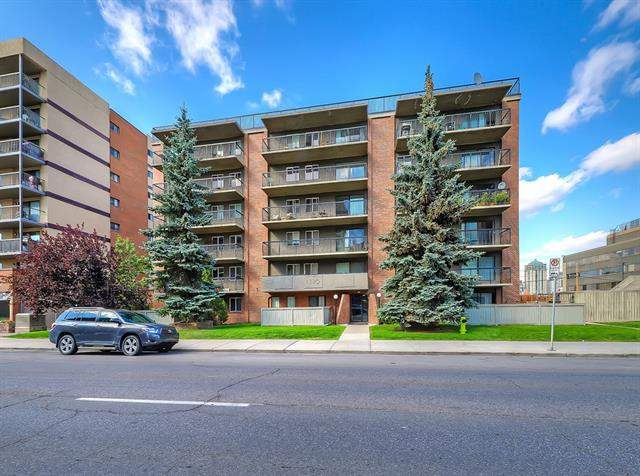 #206 1320 12 AV Sw, Calgary, Beltline real estate, Apartment Victoria Park homes for sale