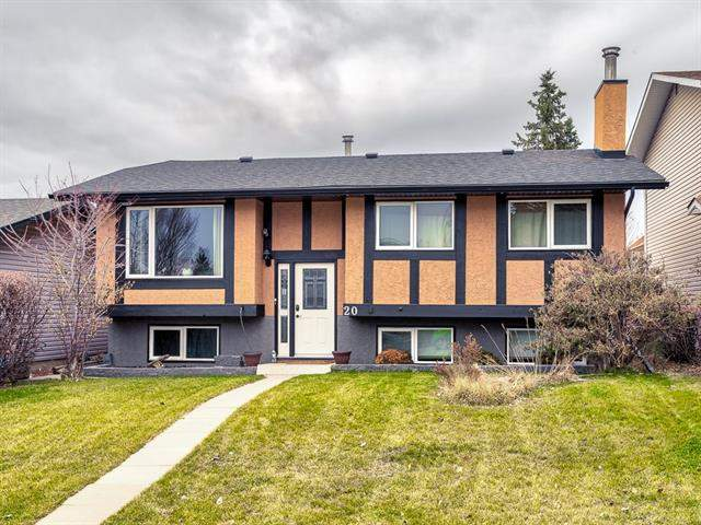 20 Ashwood RD Se, Airdrie Meadows real estate, homes