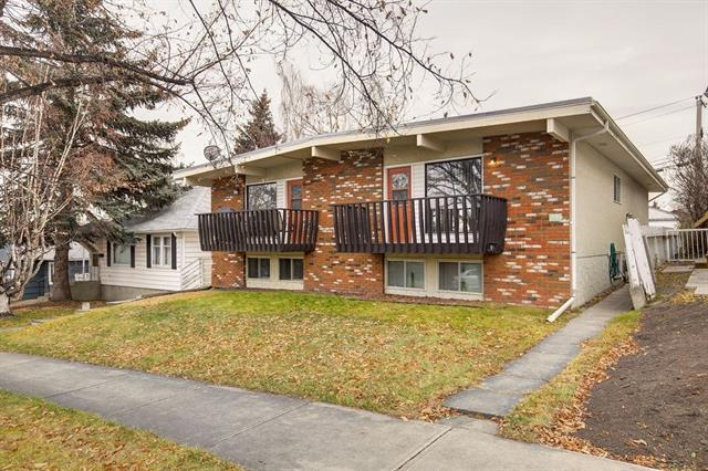 233  235 27 AV Nw, Calgary  Balmoral homes for sale