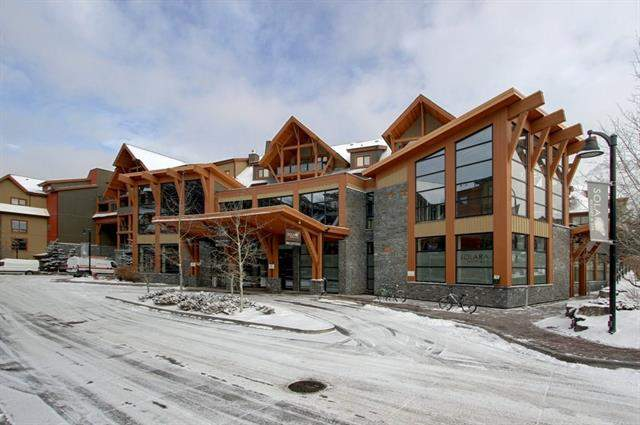 #107gl 187 Kananaskis Wy, Canmore, Bow Valley Trail real estate, Apartment Bow Valley Trail homes for sale