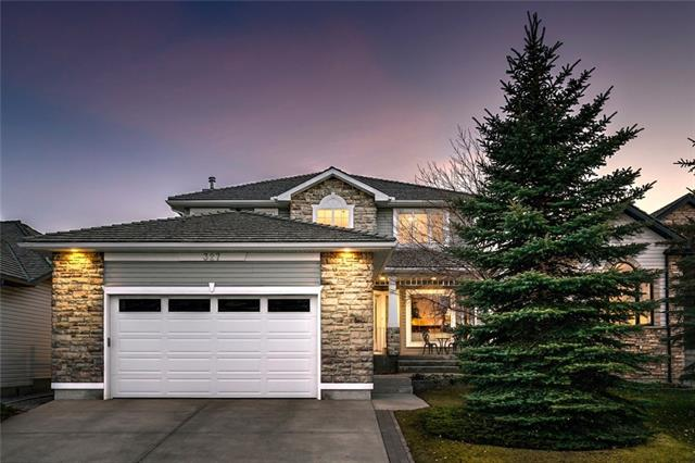 327 Rocky Ridge DR Nw, Calgary Rocky Ridge real estate, Detached Rocky Ridge homes for sale