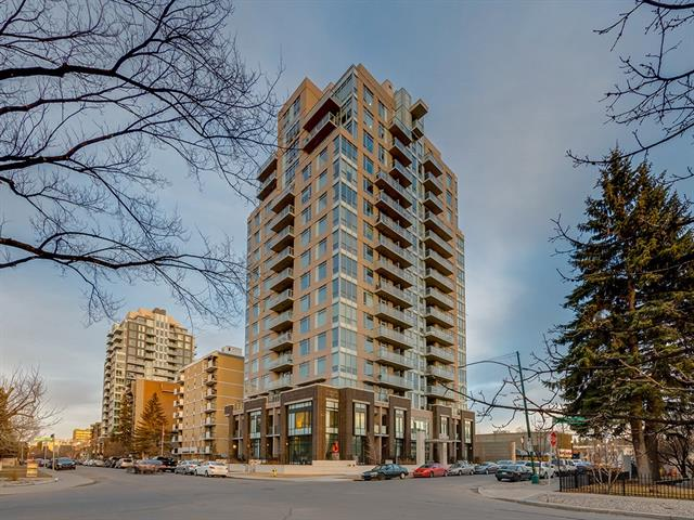 #1307 1500 7 ST Sw, Calgary Beltline real estate, Apartment Connaught homes for sale