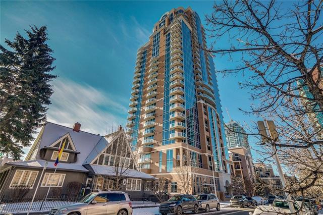 #600 817 15 AV Sw, Calgary Beltline real estate, Apartment Connaught homes for sale