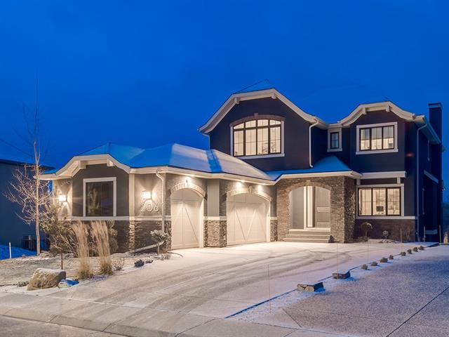206 Valley Pointe WY Nw in Valley Ridge Calgary MLS® #C4215887