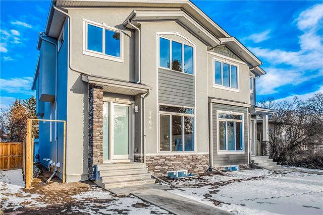 2408 22 ST Nw in Banff Trail Calgary MLS® #C4215908