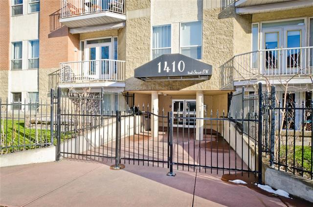 #509 1410 2 ST Sw, Calgary Beltline real estate, Apartment Connaught homes for sale