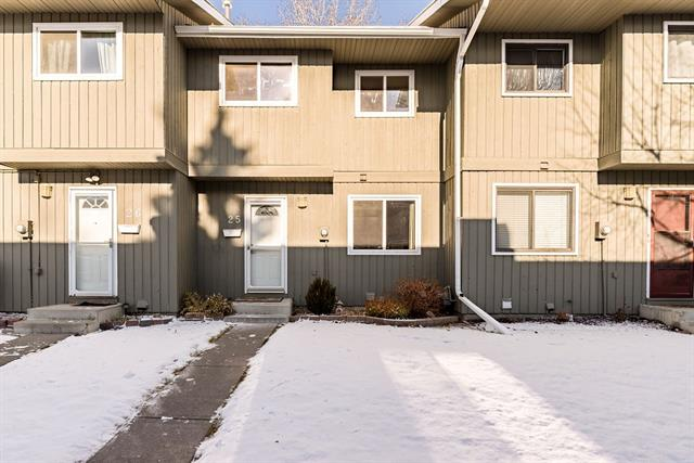 #25 6503 Ranchview DR Nw, Calgary, Ranchlands real estate, Attached Ranchlands homes for sale
