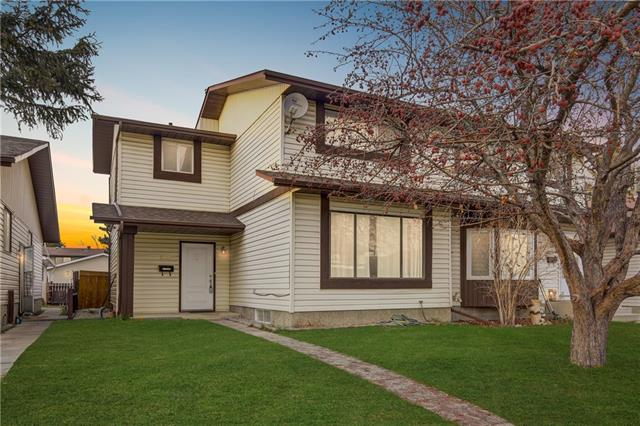223 Abalone PL Ne, Calgary Abbeydale real estate, Attached Abbeydale homes for sale