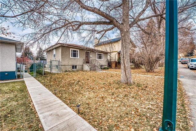 421 11a ST Ne, Calgary Bridgeland/Riverside real estate, Detached Bridgeland homes for sale
