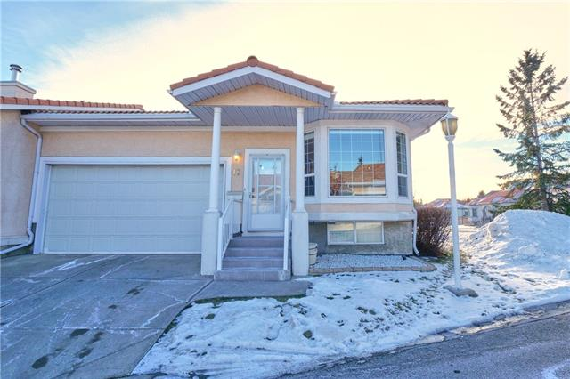 17 Signature VI Sw in Signal Hill Calgary MLS® #C4216069