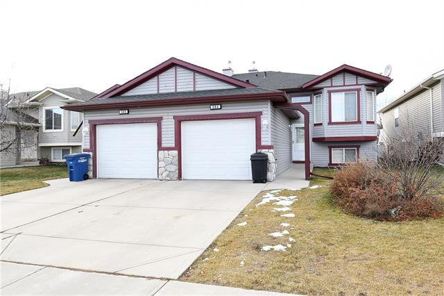 584 Stonegate WY Nw, Airdrie Stonegate real estate, Attached Stonegate homes for sale