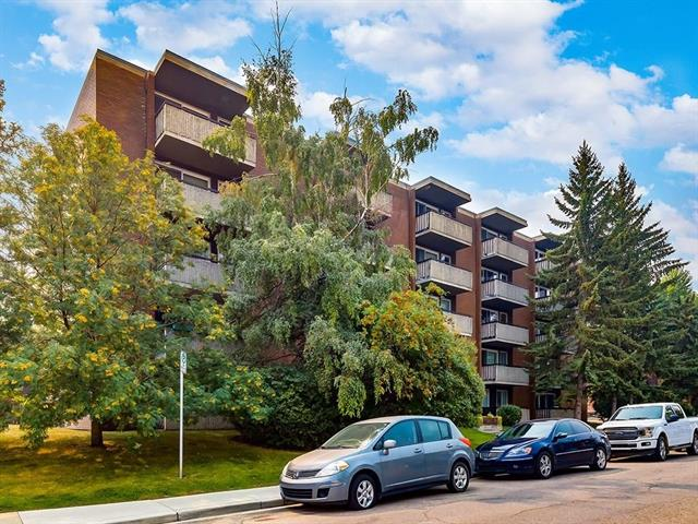 #104 903 19 AV Sw, Calgary Beltline real estate, Apartment Connaught homes for sale