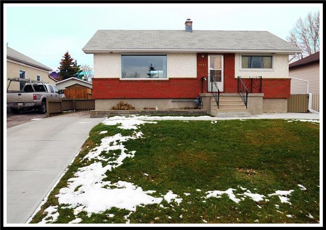 8025 25 ST Se, Calgary Ogden real estate, Detached Ogden homes for sale