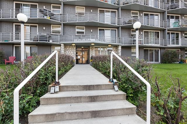 #202 1027 Cameron AV Sw, Calgary Lower Mount Royal real estate, Apartment Lower Mount Royal homes for sale