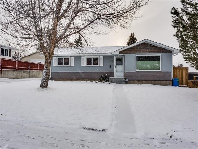 12 Clarendon RD Nw, Calgary Collingwood real estate, Detached Collingwood homes for sale