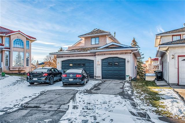 235 California PL Ne, Calgary Monterey Park real estate, Detached Park Ridge Estates homes for sale