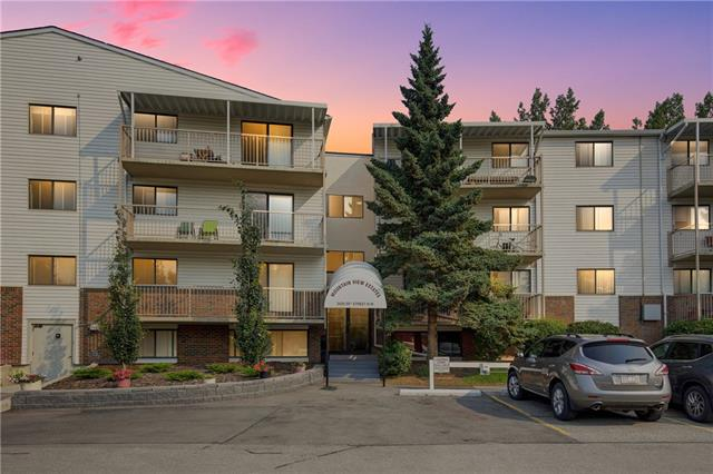 #114 3420 50 ST Nw, Calgary Varsity real estate, Apartment Varsity homes for sale