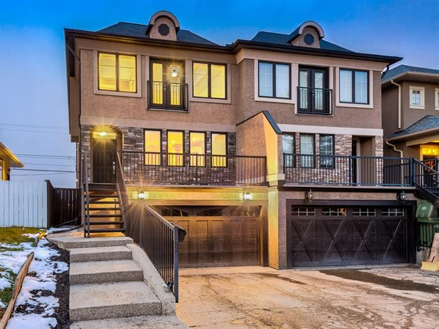 1832 Westmount RD Nw, Calgary Hillhurst real estate, Attached Kensington/Hillhurst homes for sale