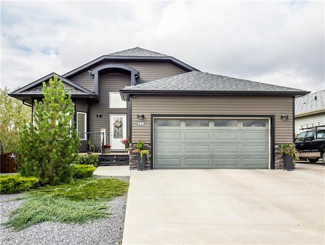 140 Hillcrest Bv in Hillview Estates Strathmore MLS® #C4216255
