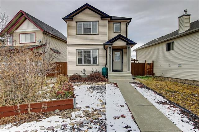 48 Copperfield Ht Se in Copperfield Calgary MLS® #C4216268