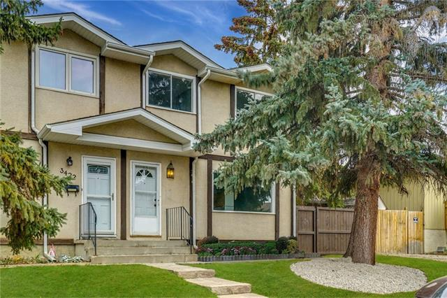 3424 35 AV Se, Calgary Dover real estate, Attached West Dover homes for sale