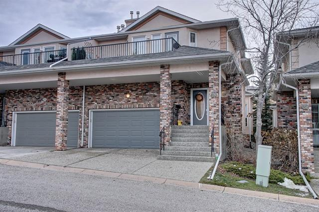 #28 100 Signature WY Sw, Calgary Signal Hill real estate, Attached Sienna Hill homes for sale
