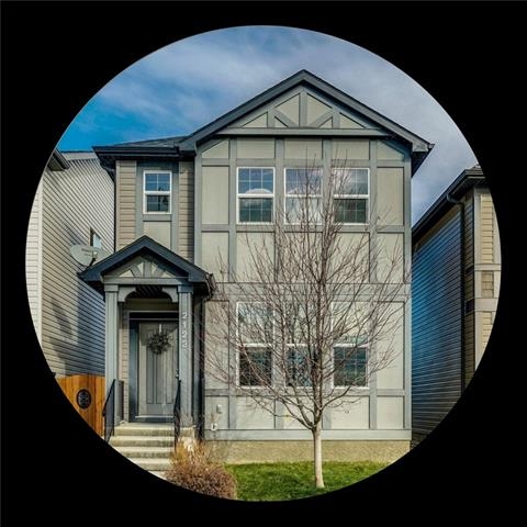 2123 New Brighton Pa Se, Calgary New Brighton real estate, Detached New Brighton homes for sale