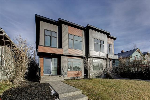 1516 33 AV Sw, Calgary South Calgary real estate, Attached South Calgary homes for sale
