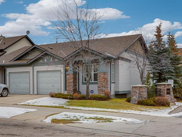 64 Everstone Bv Sw, Calgary Evergreen real estate, Attached Evergreen Estates homes for sale