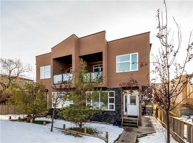 #1 4515 Bowness RD Nw, Calgary Montgomery real estate, Attached Montgomery homes for sale