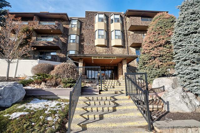 #210 3719b 49 ST Nw, Calgary Varsity real estate, Apartment Artist View Park E homes for sale