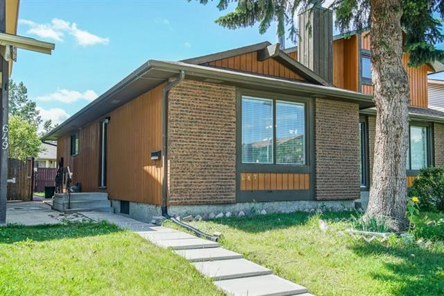 647 Whitewood RD Ne in Whitehorn Calgary MLS® #C4216407