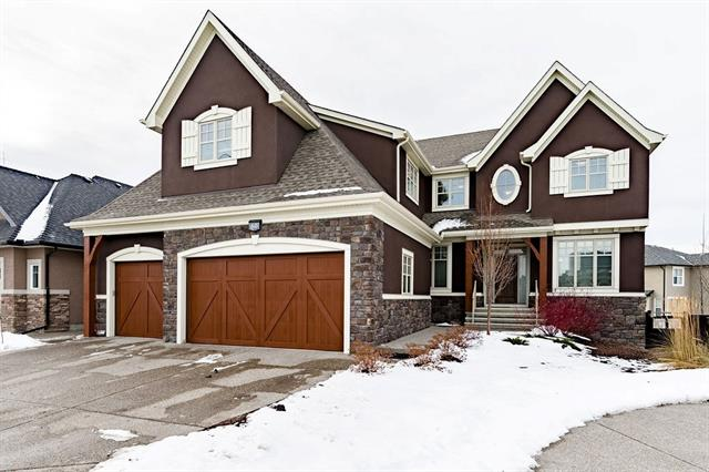 60 Rockcliff Gv Nw, Calgary Rocky Ridge real estate, Detached Alderidge Estates homes for sale
