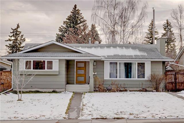 611 Woodsworth RD Se, Calgary Willow Park real estate, Detached Willow Ridge homes for sale