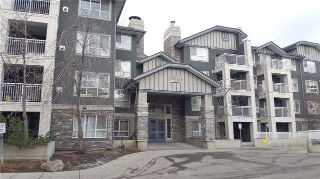 #302 35 Richard Co Sw in Lincoln Park Calgary MLS® #C4217545
