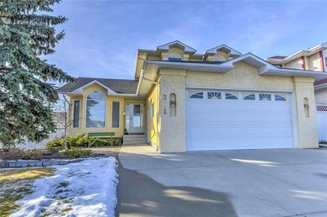 361 Sandringham Co Nw, Calgary Sandstone Valley real estate, Detached Alderidge Estates homes for sale