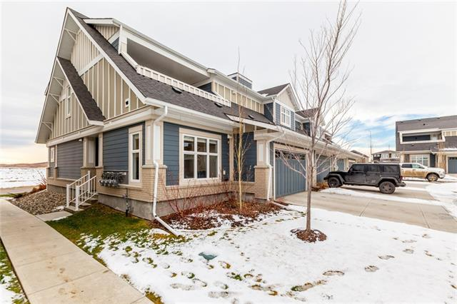 252 Silverado Plains Pa Sw, Calgary Silverado real estate, Attached Silverado homes for sale