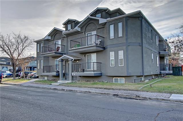 #4 3707 16 AV Se, Calgary Forest Lawn real estate, Apartment Forest Lawn homes for sale