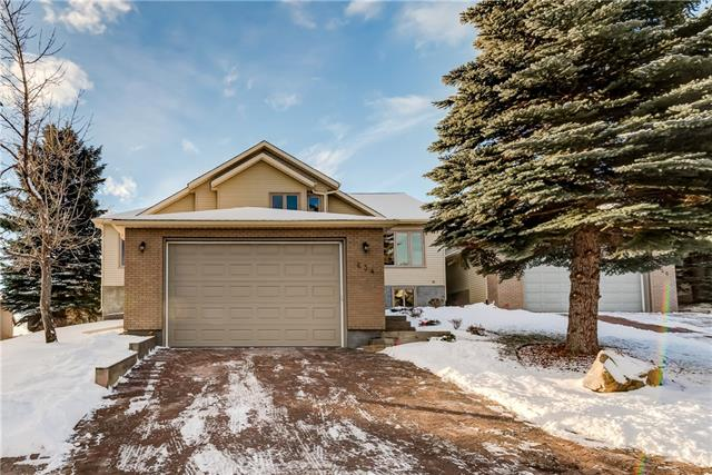 634 Stratton Tc Sw in Strathcona Park Calgary MLS® #C4217566