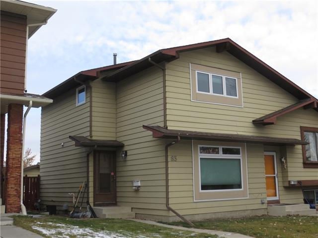 83 Berkshire CL Nw, Calgary, Beddington Heights real estate, Attached Beddington homes for sale