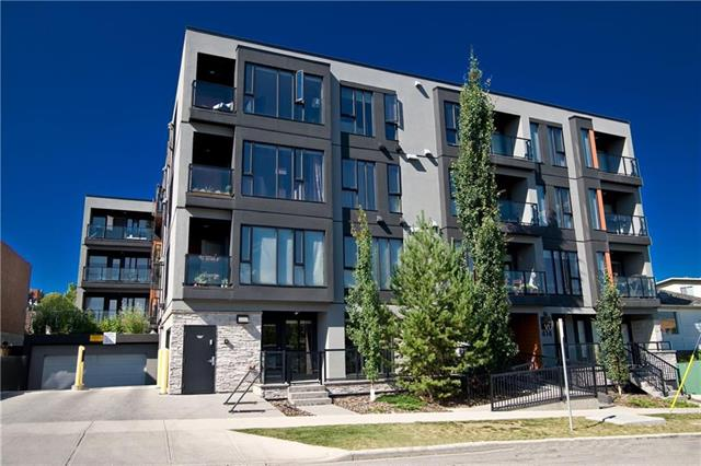 #404 414 Meredith RD Ne, Calgary Crescent Heights real estate, Apartment Crescent Heights homes for sale